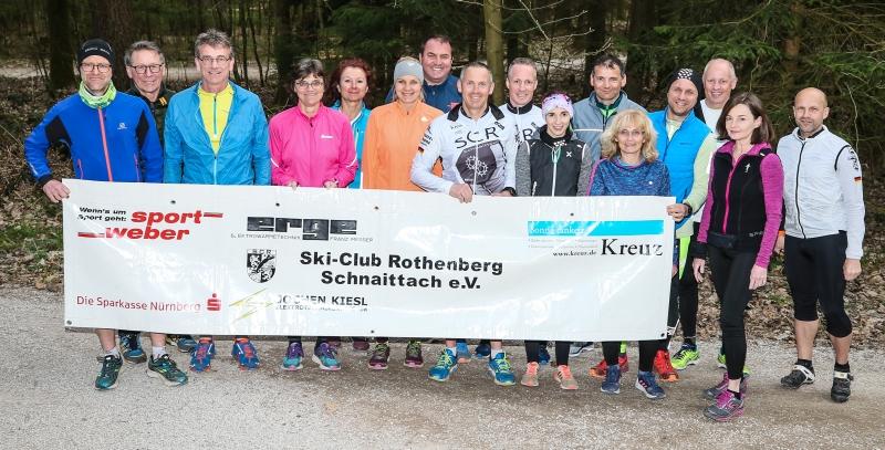 SCR Schnaittach - Lauftreff-Eröffnung 2019